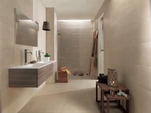 Faïence salle de bain exemple