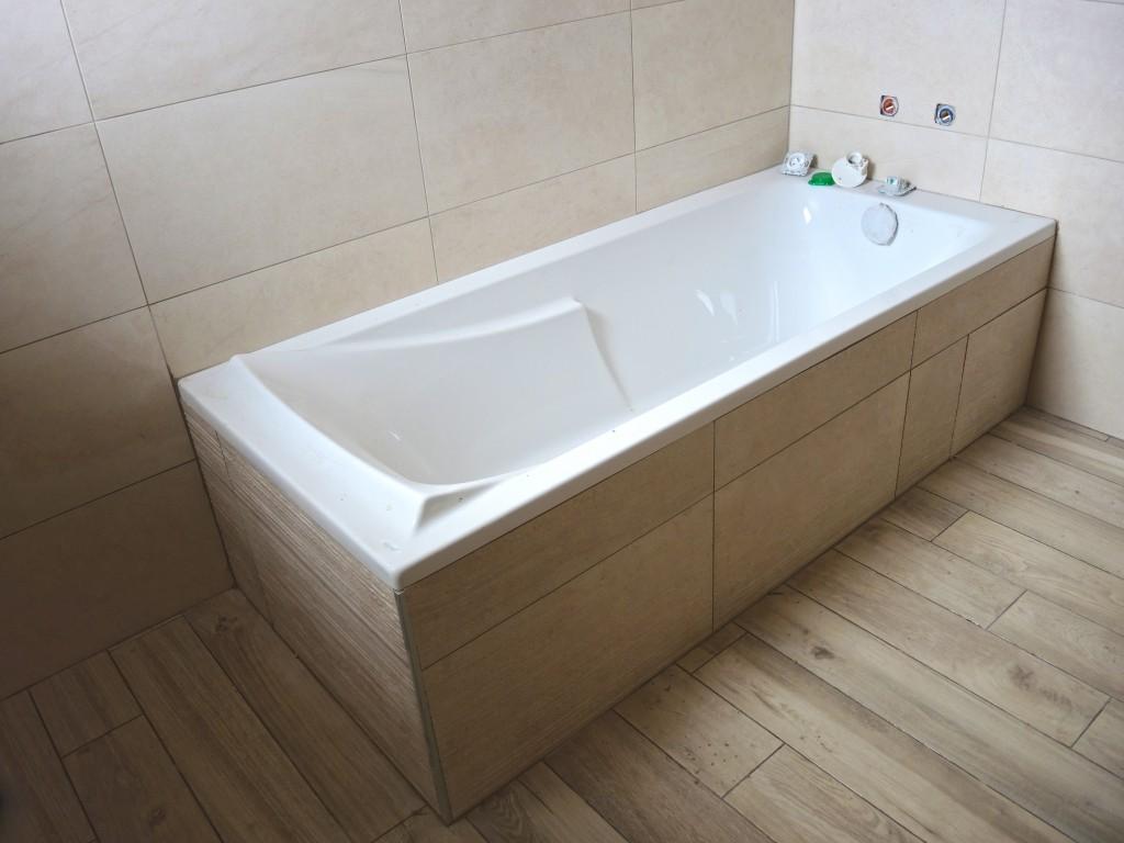 Carrelage et faïence salle de bain de l'étage